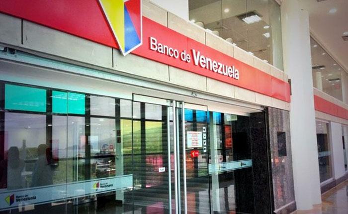 """Banco de Venezuela asegura que restablecerá sus servicios en """"las próximas horas"""""""