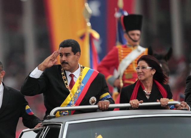ABC: EE UU apresa a un ahijado de Maduro por narcotráfico
