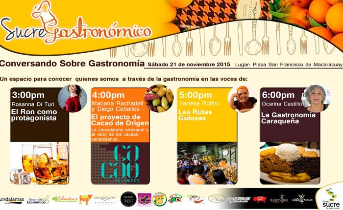 II Feria Gastronómica de Caracas será mañana sábado en Maracuay