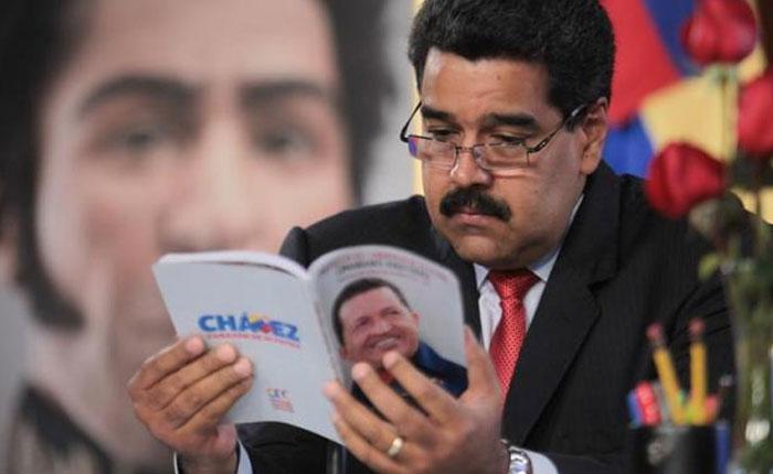 Maduro no tiene quien le lea por José Vicente Carrasquero A.