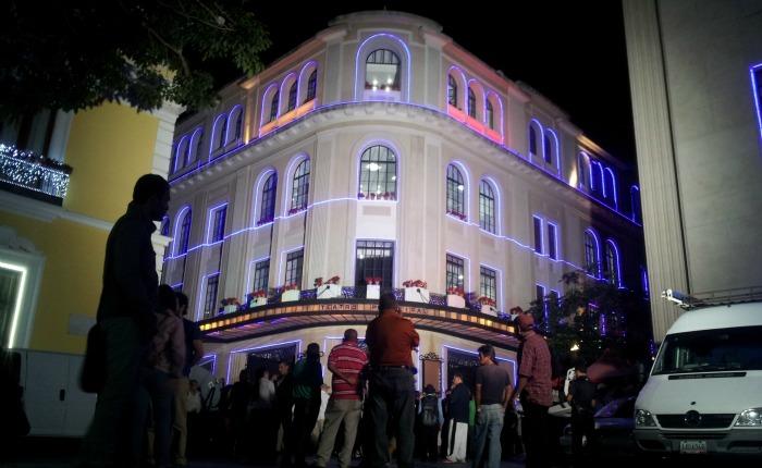 Teatro comando