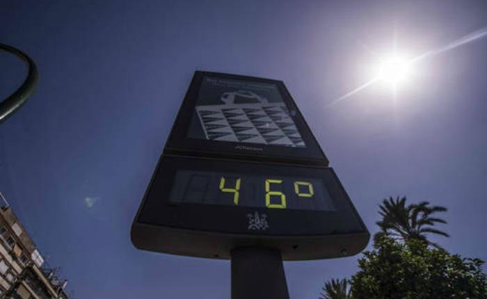 El calor definió los eventos más importantes de 2015