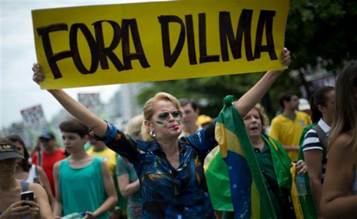 Corrupción pone en aprietos al gobierno de Brasil