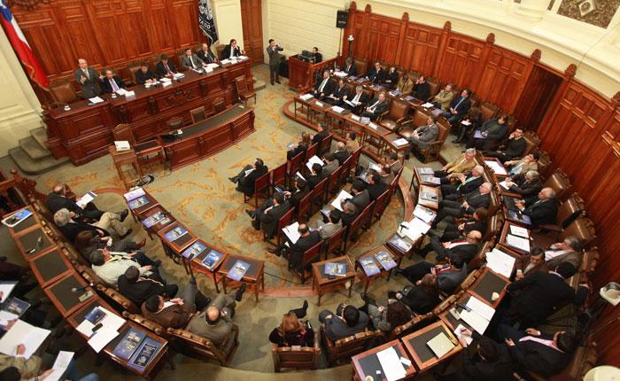 Congreso chileno creará frente internacional de apoyo para la oposición venezolana