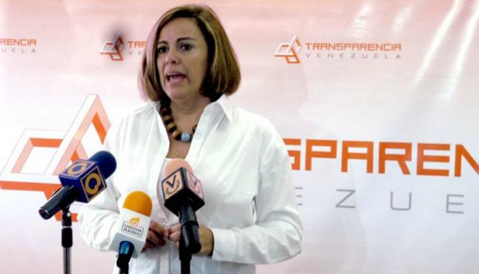 Transparencia Venezuela rechaza sanción a expresidente de Bolivia