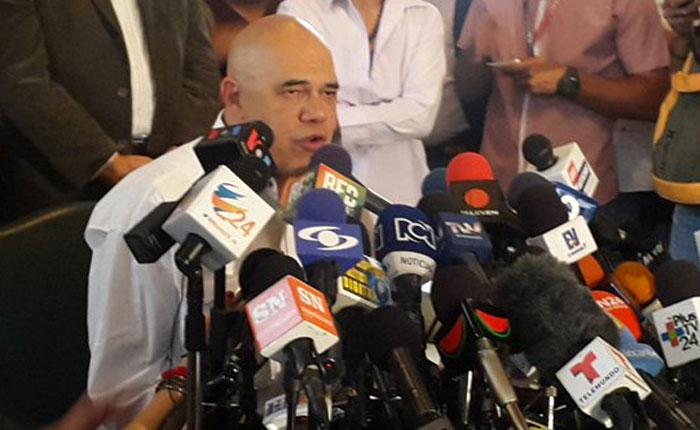 MUD anunciará el jueves mecanismo para un cambio de Gobierno