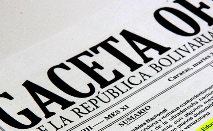 Decreto de Estado de Excepción y Emergencia Económica es prorrogado por cuarta vez