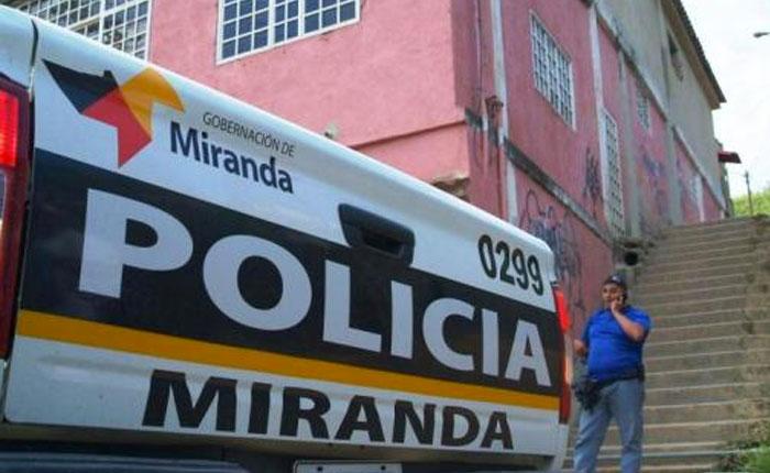1 Polimiranda muerto y 3 heridos dejó protesta en Los Teques