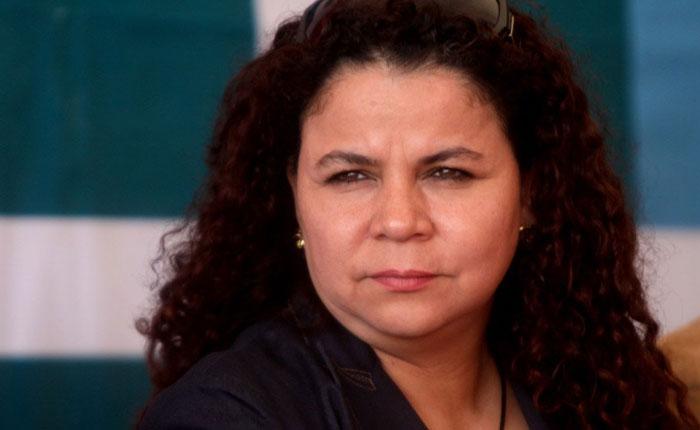 """Iris Varela: """"No voy a recibir a una persona que no tenga ni siquiera una audiencia preliminar"""""""