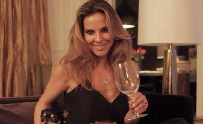 La fiscalía cita a Kate del Castillo por su relación con el Chapo Guzmán