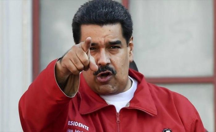 Maduro ordenó rebelión y huelga general indefinida si sale del poder