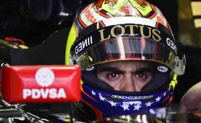 Pastor Maldonado en duda para la temporada 2016 de la Fórmula 1