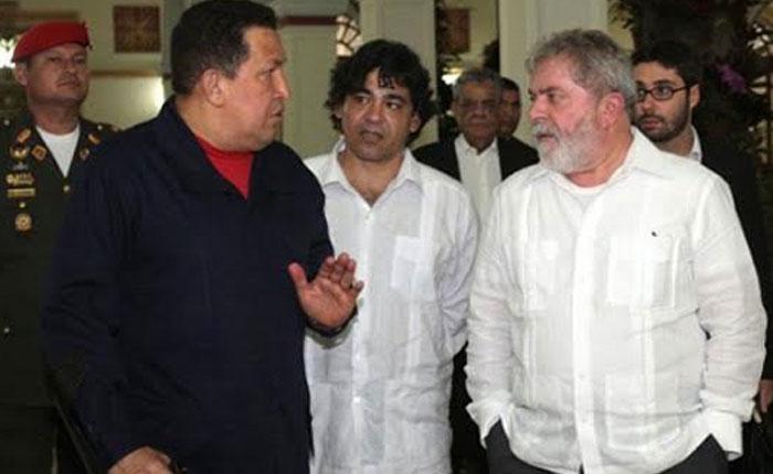 Informe Otálvora: Empresas brasileñas financiaron reelección de Chávez enfermo