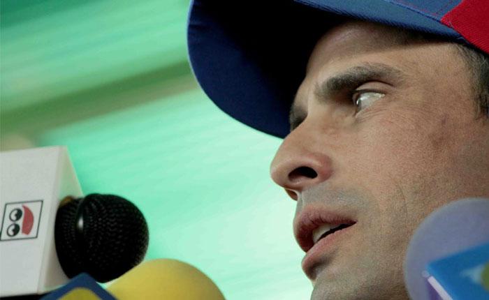 Contraloría General abrió investigación a Capriles por manejo de recursos en la Gobernación