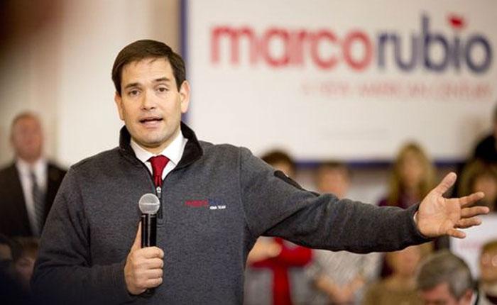 Marco Rubio y el triunfo del tercer lugar por José De Bastos