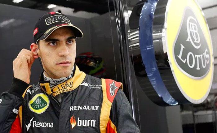COMUNICADO Pastor Maldonado confirma que no estará en la F1