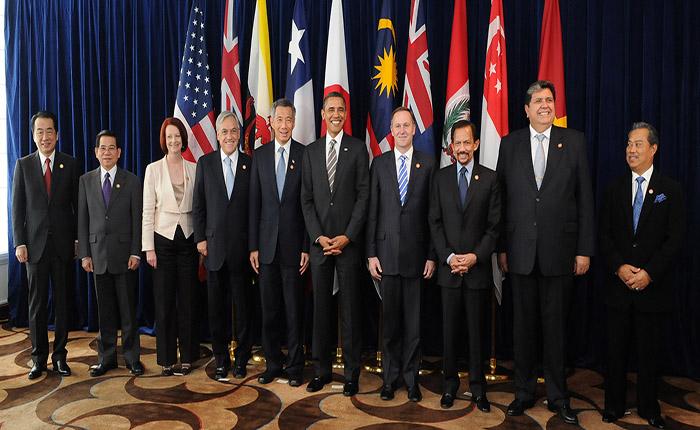 12 países controlan la mitad del comercio mundial con el Acuerdo Transpacífico