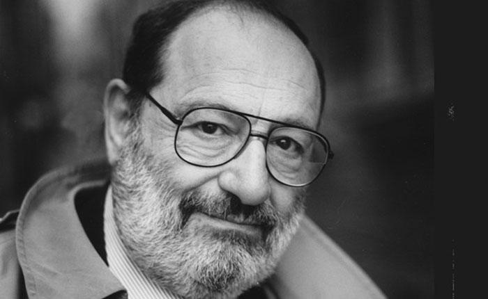 Umberto Eco se despide por Marcelino Bisbal