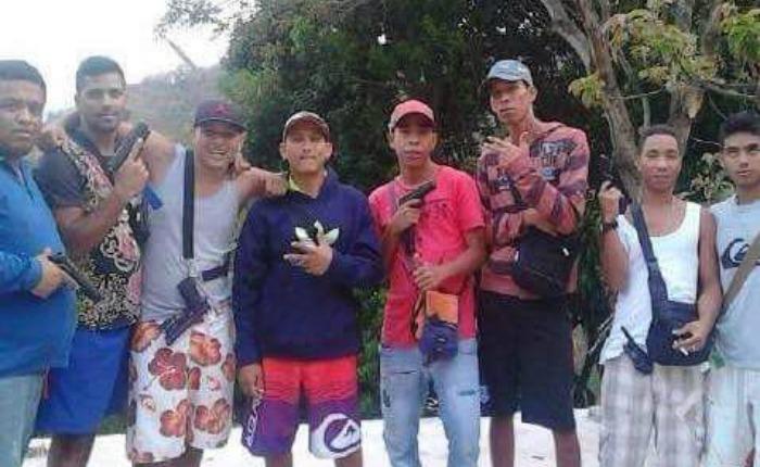Banda de El Valle masacró a 9 personas en guerra por plazas de droga