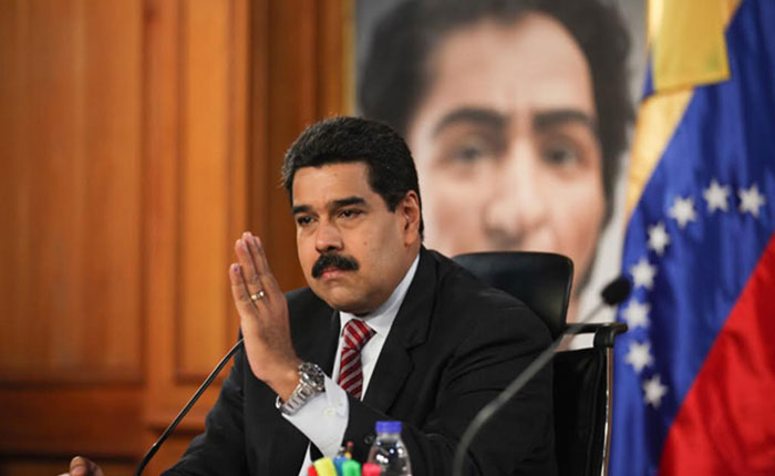 Maduro anunció reducción de plazo para cambiar billetes de 100 en el BCV