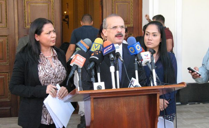 Aceptada en la AN proyecto de reforma de la Ley Orgánica Contra la Delincuencia Organizada y Financiamiento al Terrorismo