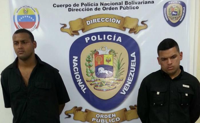Detienen a dos sargentos de la Guardia de Honor Presidencial por robar con sus armas de reglamento