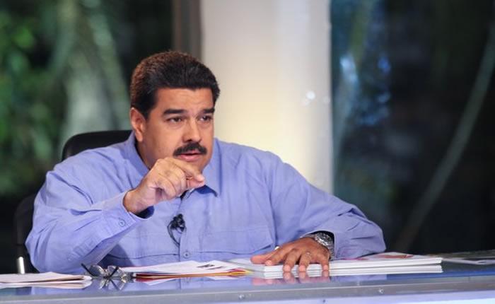 Maduro: Si la economía está decreciendo, ¿cómo es que aumentaron las declaraciones del ISLR?