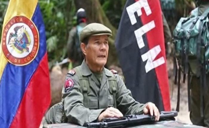 Diálogos de paz entre ELN y gobierno colombiano iniciarán en mayo