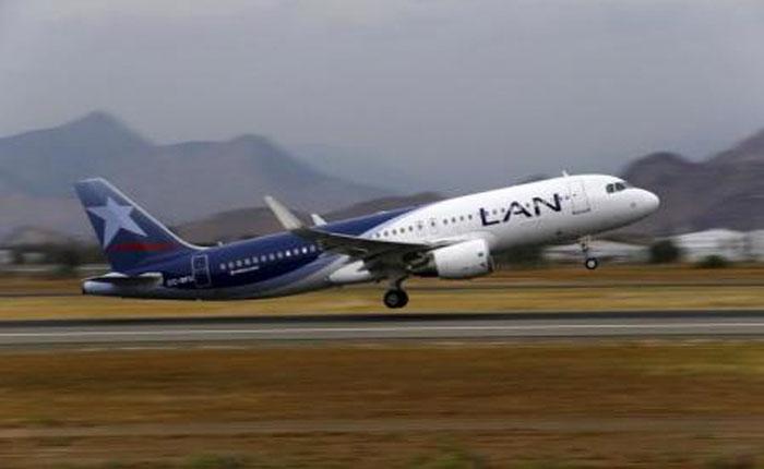LATAM Airlines suspende temporalmente vuelos a Caracas