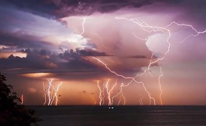 NASA: El Lago de Maracaibo es la capital de las tormentas eléctricas