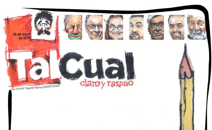 TalCual está de aniversario y lo celebra junto a ilustradores y caricaturistas