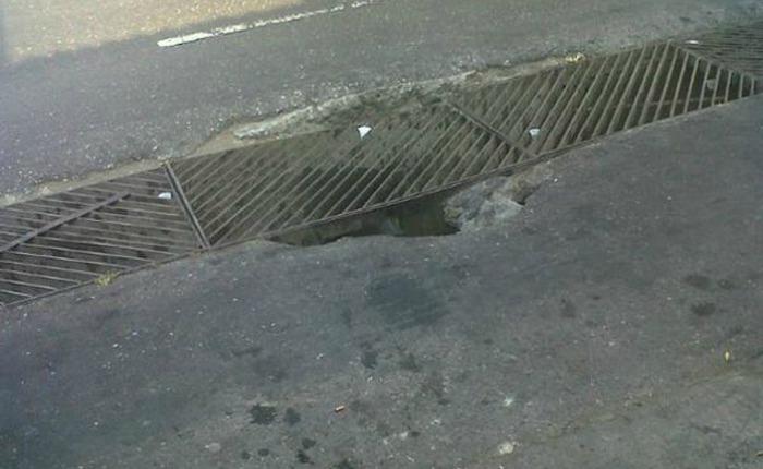 Ingenieros advierten que más del 50% de los drenajes en Caracas están obstruidos