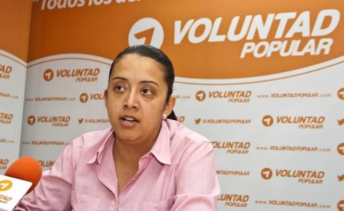 Diputada Gaby Arellano denuncia