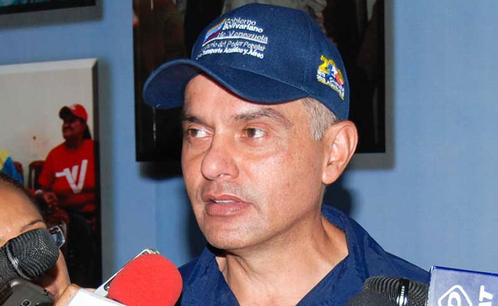 Confirmaron solicitud de captura a ex ministro Hebert García Plaza