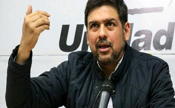Carlos Ocariz: Toda la sociedad debe presionar para que haya elecciones
