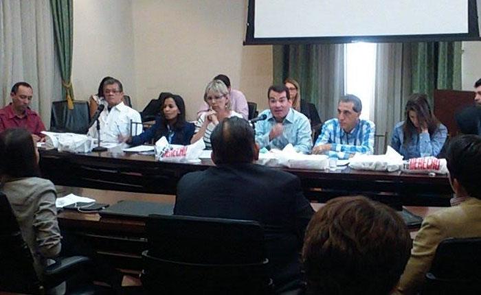 Tomás Guanipa: Informe sobre estado de la libertad de expresión en Venezuela será presentado ante organismos internacionales