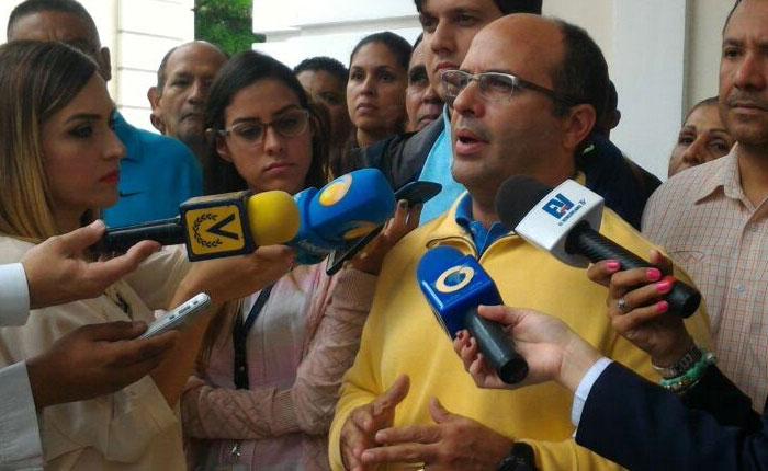 """Diputado Jorge Millán: """"Pediremos la comparecencia de Luis Motta Dominguez en la AN"""""""
