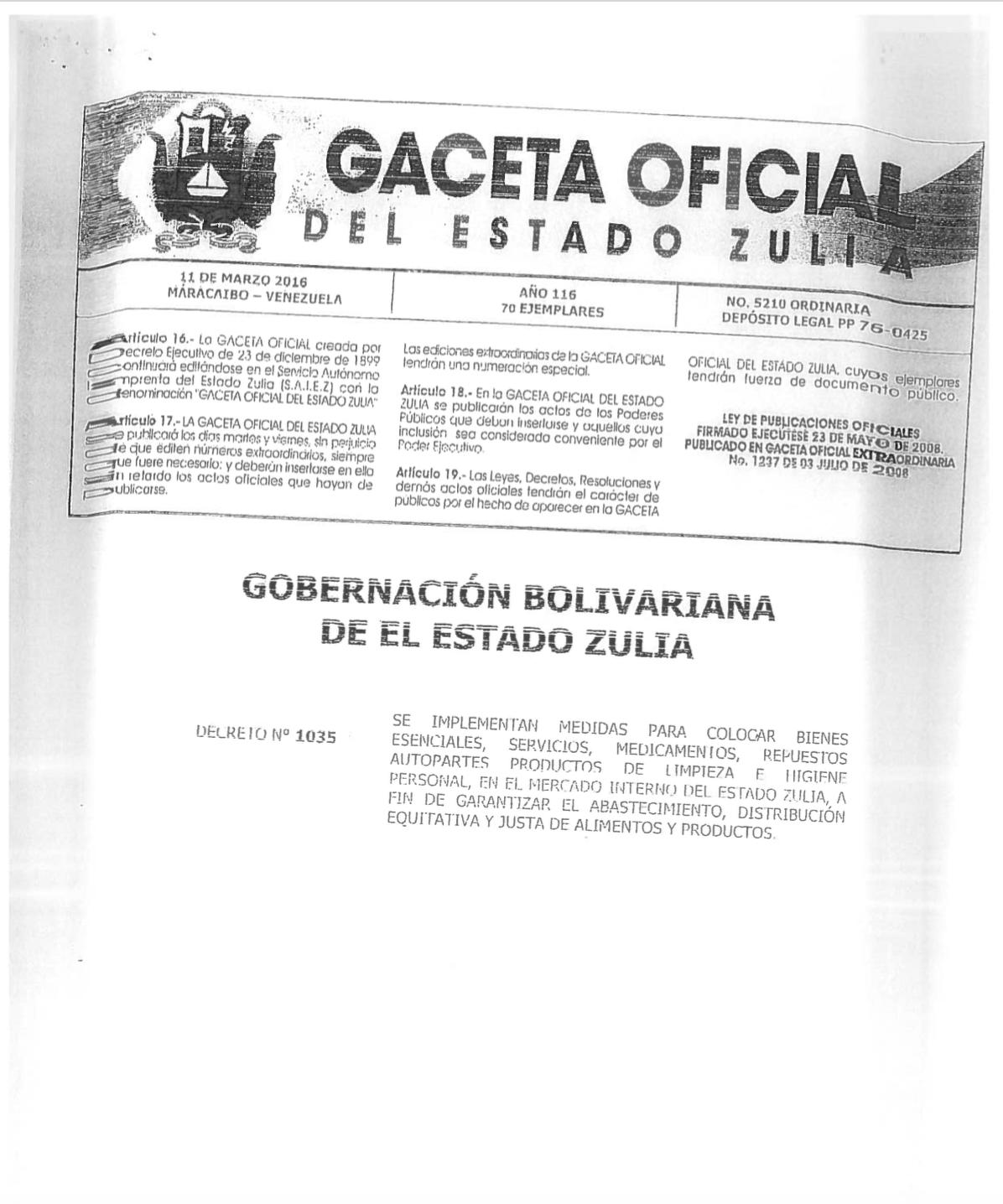 GacetaOficialdeZulia2