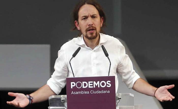 Pablo Iglesias sobre Maduro: