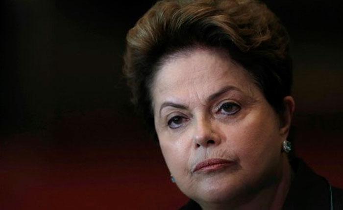 """Dilma Rousseff asegura que juicio político en su contra es una """"farsa"""""""