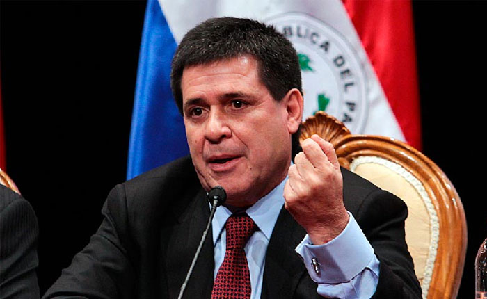 Paraguay aseguró que el Gobierno venezolano