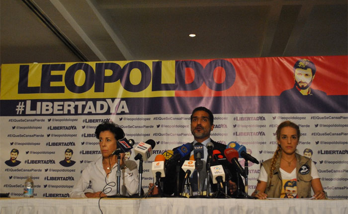 Aumenta aislamiento a Leopoldo López en antesala a audiencia de apelación este jueves