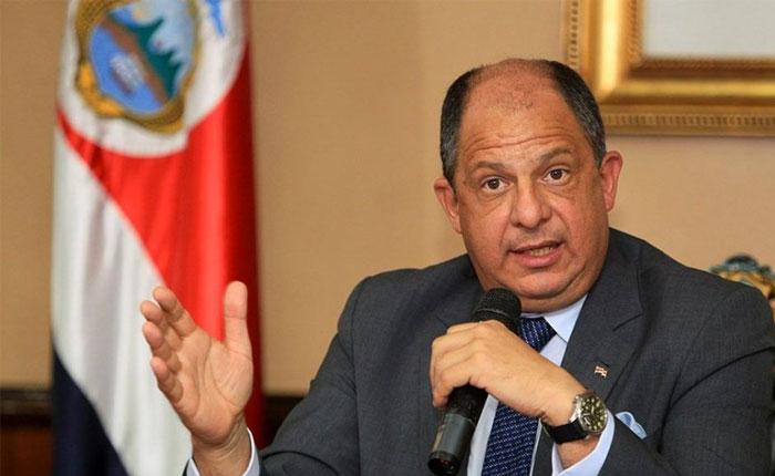 Costa Rica no apoyará suspensión de Venezuela en la OEA