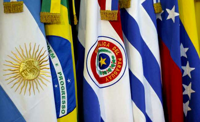 Uruguay: No hay consenso en traspaso de presidencia del Mercosur