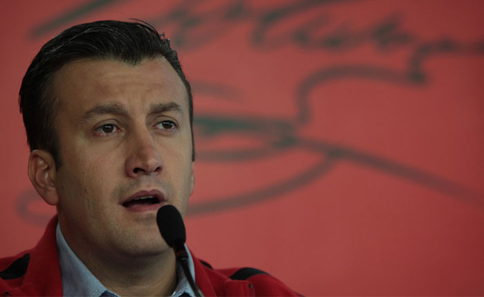 Tareck El Aissami acusa a candidatos de la oposición de apoyar la violencia y el terrorismo
