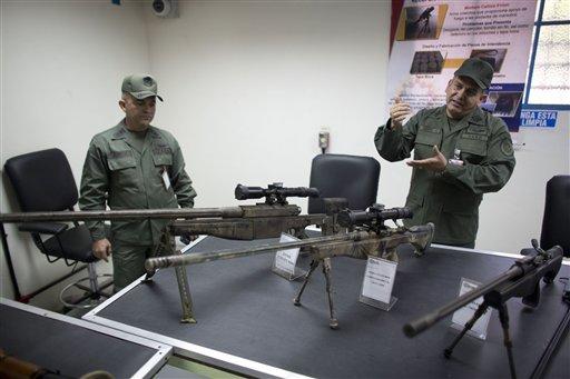 VENEZUELA-EJERCITO