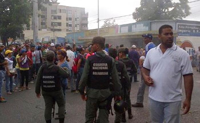 En dos semanas de protesta han sido detenidas 23 personas en Maturín