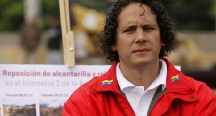 """Francisco Garcés: """"En Venezuela no hay pobreza estructural"""""""