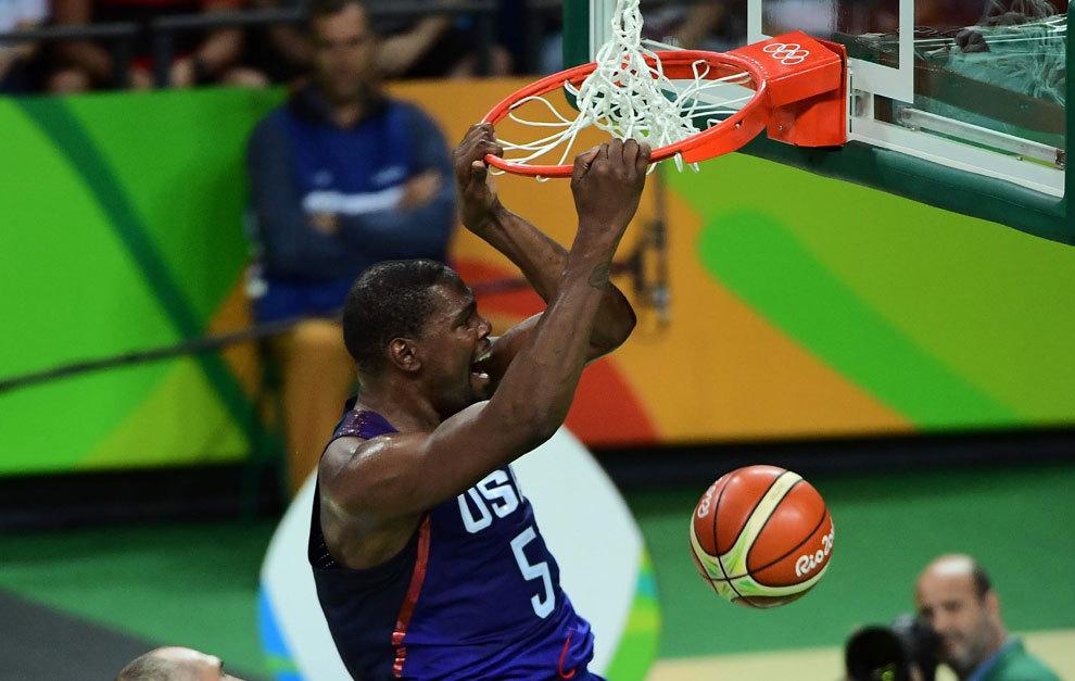 El Dream Team sella la supremacía estadounidense en Río 2016