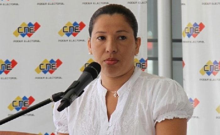 CNE informó que no ha recibido impugnación contra elecciones regionales